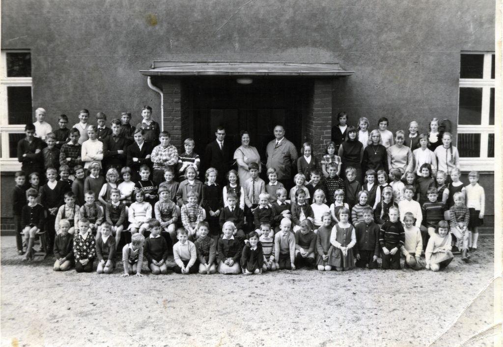 Kath. Volksschule 1965